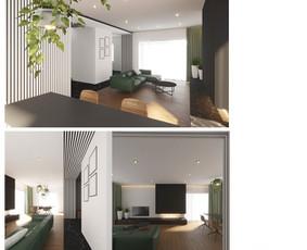 Interjero architektas / Povilas Urbonas / Darbų pavyzdys ID 1017471