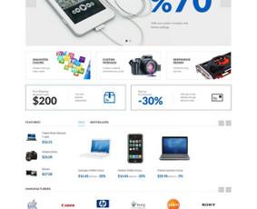 Internetinių svetainių, parduotuvių kūrimas. web sprendimai
