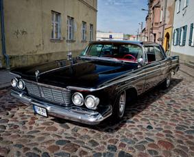 Prabangus ir išskirtinis Chrysler Imperial 1963 m / Tadas Dirgelas / Darbų pavyzdys ID 1019905