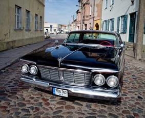 Prabangus ir išskirtinis Chrysler Imperial 1963 m / Tadas Dirgelas / Darbų pavyzdys ID 1019907