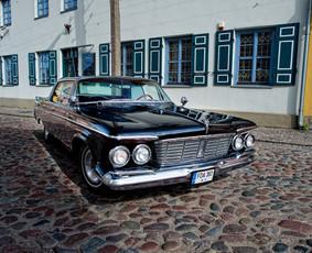 Prabangus ir išskirtinis Chrysler Imperial 1963 m / Tadas Dirgelas / Darbų pavyzdys ID 1019909