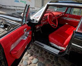 Prabangus ir išskirtinis Chrysler Imperial 1963 m / Tadas Dirgelas / Darbų pavyzdys ID 1019911