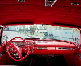 Prabangus ir išskirtinis Chrysler Imperial 1963 m / Tadas Dirgelas / Darbų pavyzdys ID 1019921