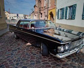 Prabangus ir išskirtinis Chrysler Imperial 1963 m / Tadas Dirgelas / Darbų pavyzdys ID 1019931