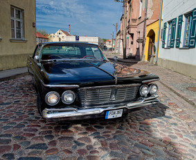 Prabangus ir išskirtinis Chrysler Imperial 1963 m / Tadas Dirgelas / Darbų pavyzdys ID 1019933