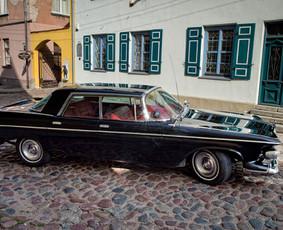 Prabangus ir išskirtinis Chrysler Imperial 1963 m / Tadas Dirgelas / Darbų pavyzdys ID 1019935