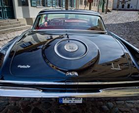 Prabangus ir išskirtinis Chrysler Imperial 1963 m / Tadas Dirgelas / Darbų pavyzdys ID 1019939