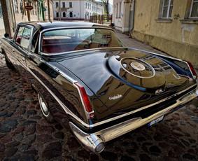 Prabangus ir išskirtinis Chrysler Imperial 1963 m / Tadas Dirgelas / Darbų pavyzdys ID 1019941