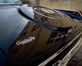 Prabangus ir išskirtinis Chrysler Imperial 1963 m / Tadas Dirgelas / Darbų pavyzdys ID 1019943