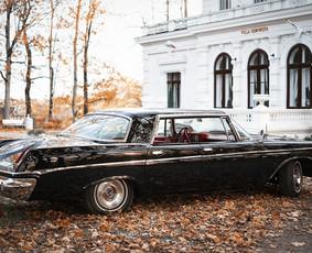 Prabangus ir išskirtinis Chrysler Imperial 1963 m / Tadas Dirgelas / Darbų pavyzdys ID 1019945