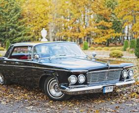 Prabangus ir išskirtinis Chrysler Imperial 1963 m / Tadas Dirgelas / Darbų pavyzdys ID 1019947