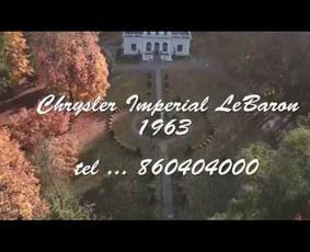 Prabangus ir išskirtinis Chrysler Imperial 1963 m / Tadas Dirgelas / Darbų pavyzdys ID 1019951