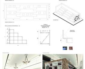 Interjero dizainas, baldų projektavimas / Eglė Aravičiūtė / Darbų pavyzdys ID 1022273