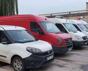 Perkraustymo / Pervežimo paslaugos Vilniuje ir Kaune