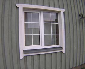 ES parama  namų renovacija asbestinių stogų keitimas statyba / Gintautas  Strelčiūnas / Darbų pavyzdys ID 1024285