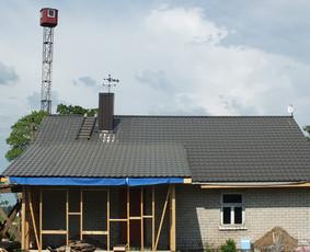 ES parama  namų renovacija asbestinių stogų keitimas statyba / Gintautas  Strelčiūnas / Darbų pavyzdys ID 1024287
