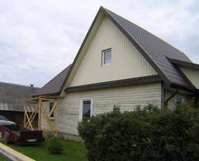 ES parama  namų renovacija asbestinių stogų keitimas statyba / Gintautas  Strelčiūnas / Darbų pavyzdys ID 1024293