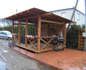 ES parama  namų renovacija asbestinių stogų keitimas statyba / Gintautas  Strelčiūnas / Darbų pavyzdys ID 1024299