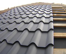 ES parama  namų renovacija asbestinių stogų keitimas statyba / Gintautas  Strelčiūnas / Darbų pavyzdys ID 1024303