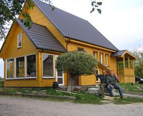 ES parama  namų renovacija asbestinių stogų keitimas statyba / Gintautas  Strelčiūnas / Darbų pavyzdys ID 1024305