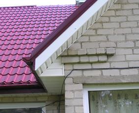 ES parama  namų renovacija asbestinių stogų keitimas statyba / Gintautas  Strelčiūnas / Darbų pavyzdys ID 1024307
