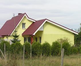 ES parama  namų renovacija asbestinių stogų keitimas statyba / Gintautas  Strelčiūnas / Darbų pavyzdys ID 1024309