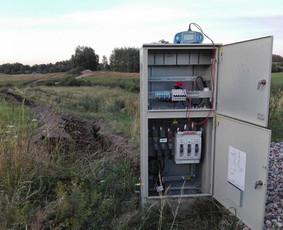 Led apšvietimas. Prijungimas prie Eso. Elektros instaliacija / Andrej Grudin, UAB ELEKTARA / Darbų pavyzdys ID 485845
