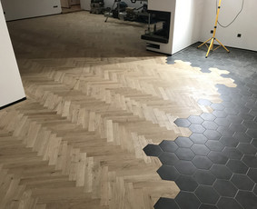 Parketo ir kitų medinių grindų įrengimas bei atnaujinimas / Stora Lenta / Darbų pavyzdys ID 1025355