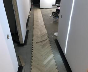 Parketo ir kitų medinių grindų įrengimas bei atnaujinimas / Stora Lenta / Darbų pavyzdys ID 1025363