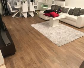 Parketo ir kitų medinių grindų įrengimas bei atnaujinimas / Stora Lenta / Darbų pavyzdys ID 1025375