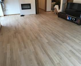Parketo ir kitų medinių grindų įrengimas bei atnaujinimas / Stora Lenta / Darbų pavyzdys ID 1025377