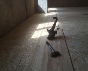 Parketo ir kitų medinių grindų įrengimas bei atnaujinimas / Stora Lenta / Darbų pavyzdys ID 1025435