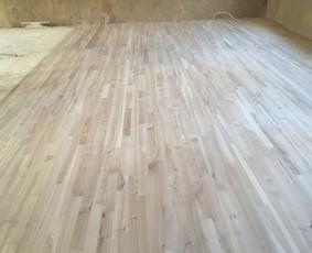 Parketo ir kitų medinių grindų įrengimas bei atnaujinimas / Stora Lenta / Darbų pavyzdys ID 1025437