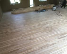 Parketo ir kitų medinių grindų įrengimas bei atnaujinimas / Stora Lenta / Darbų pavyzdys ID 1025439