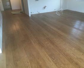 Parketo ir kitų medinių grindų įrengimas bei atnaujinimas / Stora Lenta / Darbų pavyzdys ID 1025451