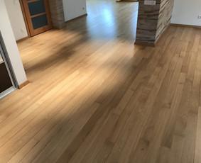 Parketo ir kitų medinių grindų įrengimas bei atnaujinimas / Stora Lenta / Darbų pavyzdys ID 1025459