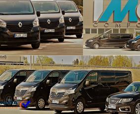 Automobilių,mikroautobusų,autobusų nuoma,transporto nuoma