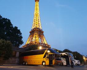 Autobusu ir mikroautobusu su vairuotoju nuomos paslaugos