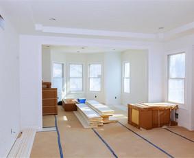 Statybos - apdailos darbai