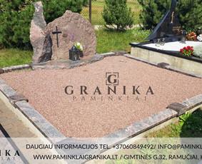 Paminklai/granito plokštės 20% Nuolaida