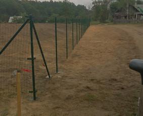 Segmentines ir tinklines tvoros