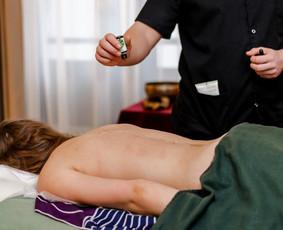 Giliųjų ir paviršutinių audinių masažas Vilniuje