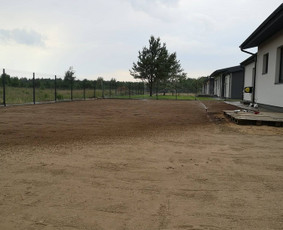 VIP Sodas - vejos, laistymo, apšvietimo įrengimas