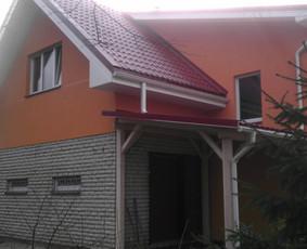 Užbaigus namo renovaciją