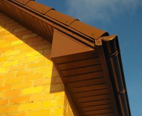 Sardinimas, stogo remontas, pakalimai