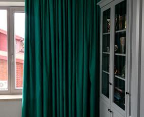 Interjero tekstilės dekoravimas | užuolaidos, romanetės