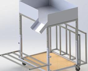 3d modeliavimas, projektavimas Solidworks