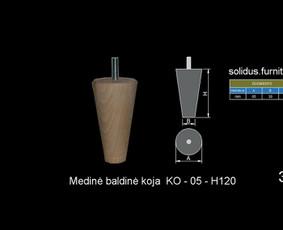 Solidus medienos gaminiai / Ignas / Darbų pavyzdys ID 1063803