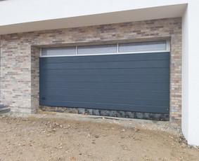 Kiemo ir garažo vartai, vartų automatikos.