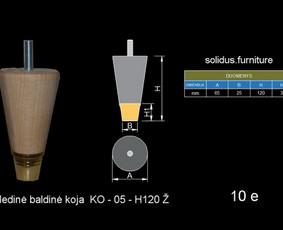 Solidus medienos gaminiai / Ignas / Darbų pavyzdys ID 1064901